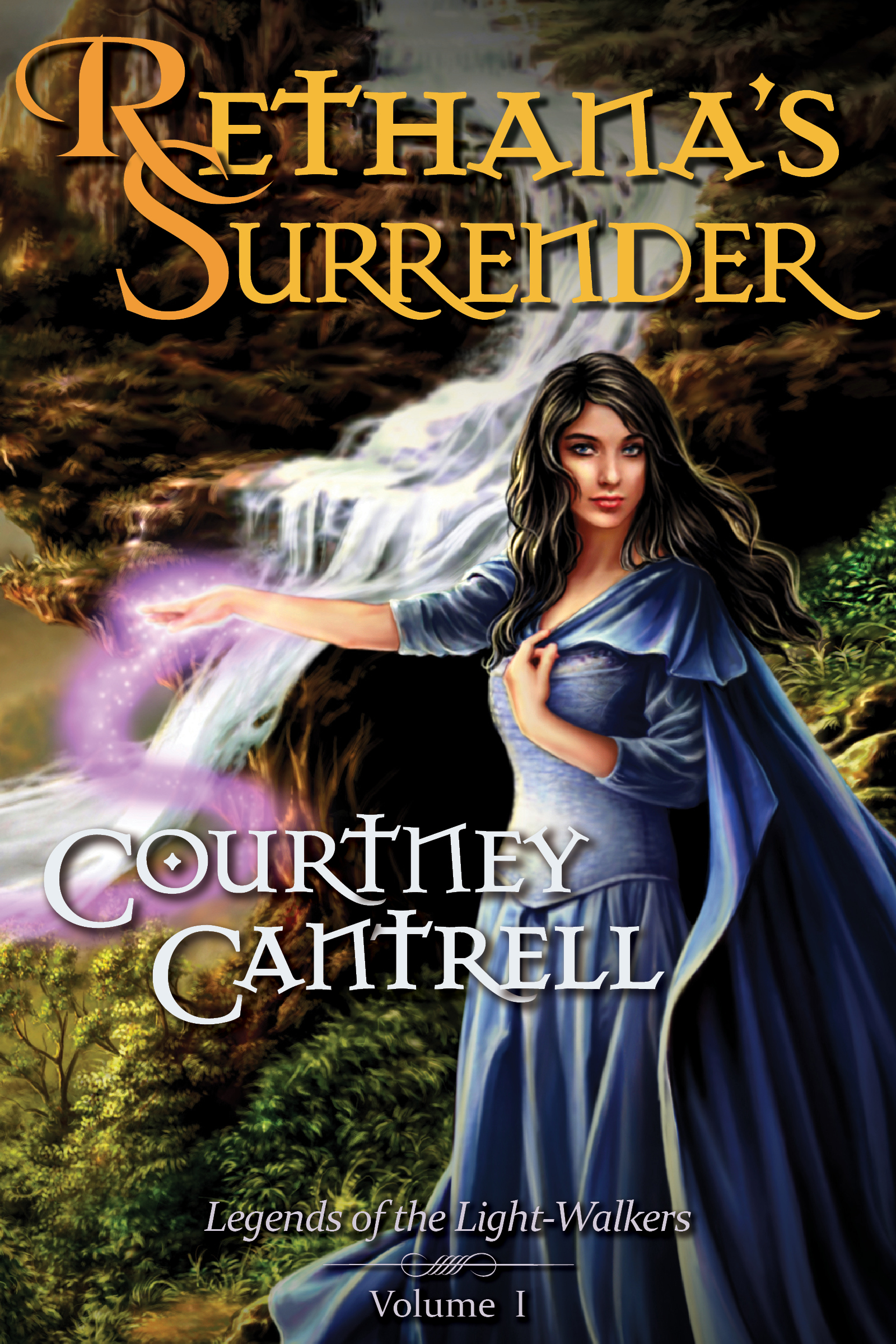 Rethana's Surrender at Consortium Books