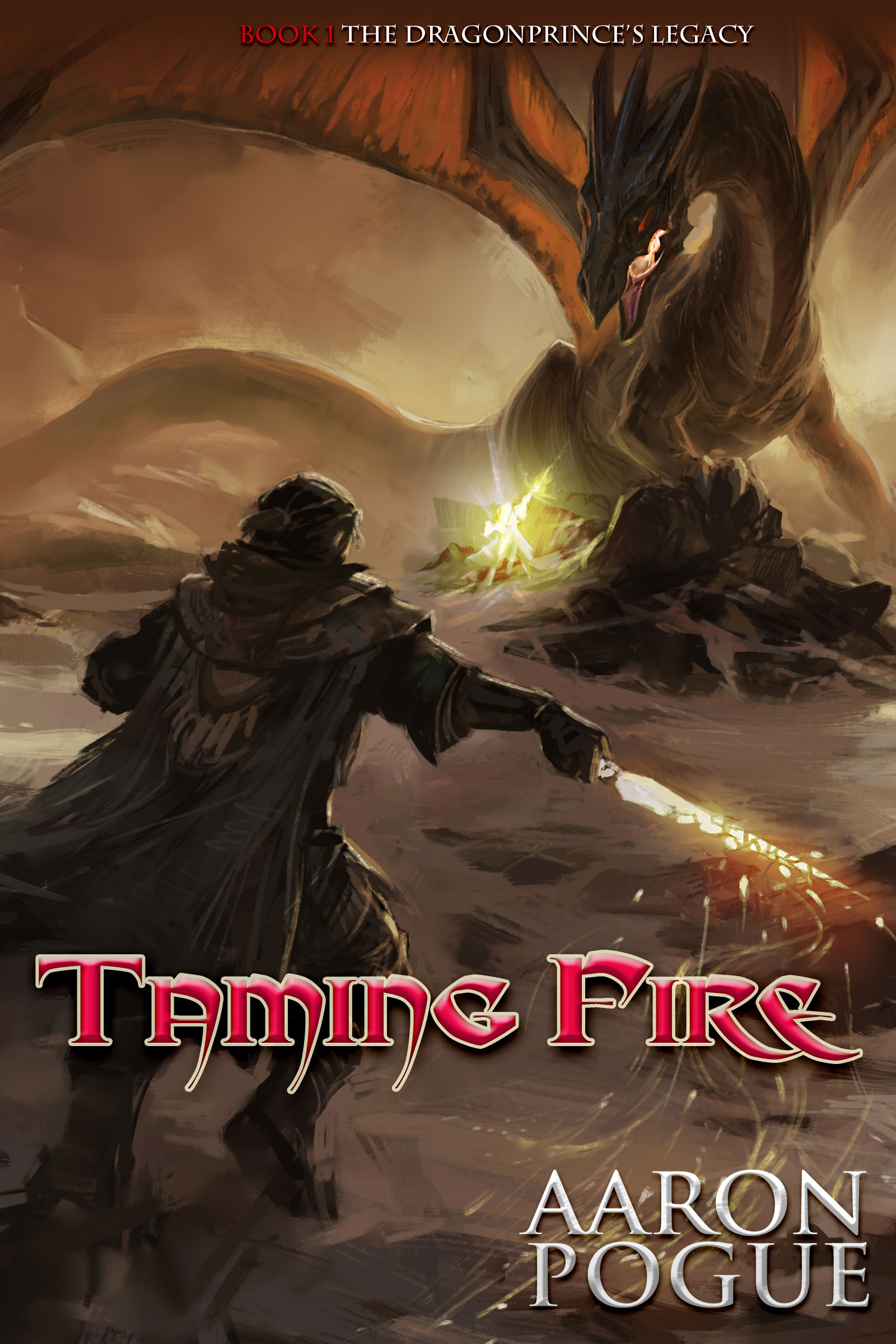 Taming Fire at Consortium Books