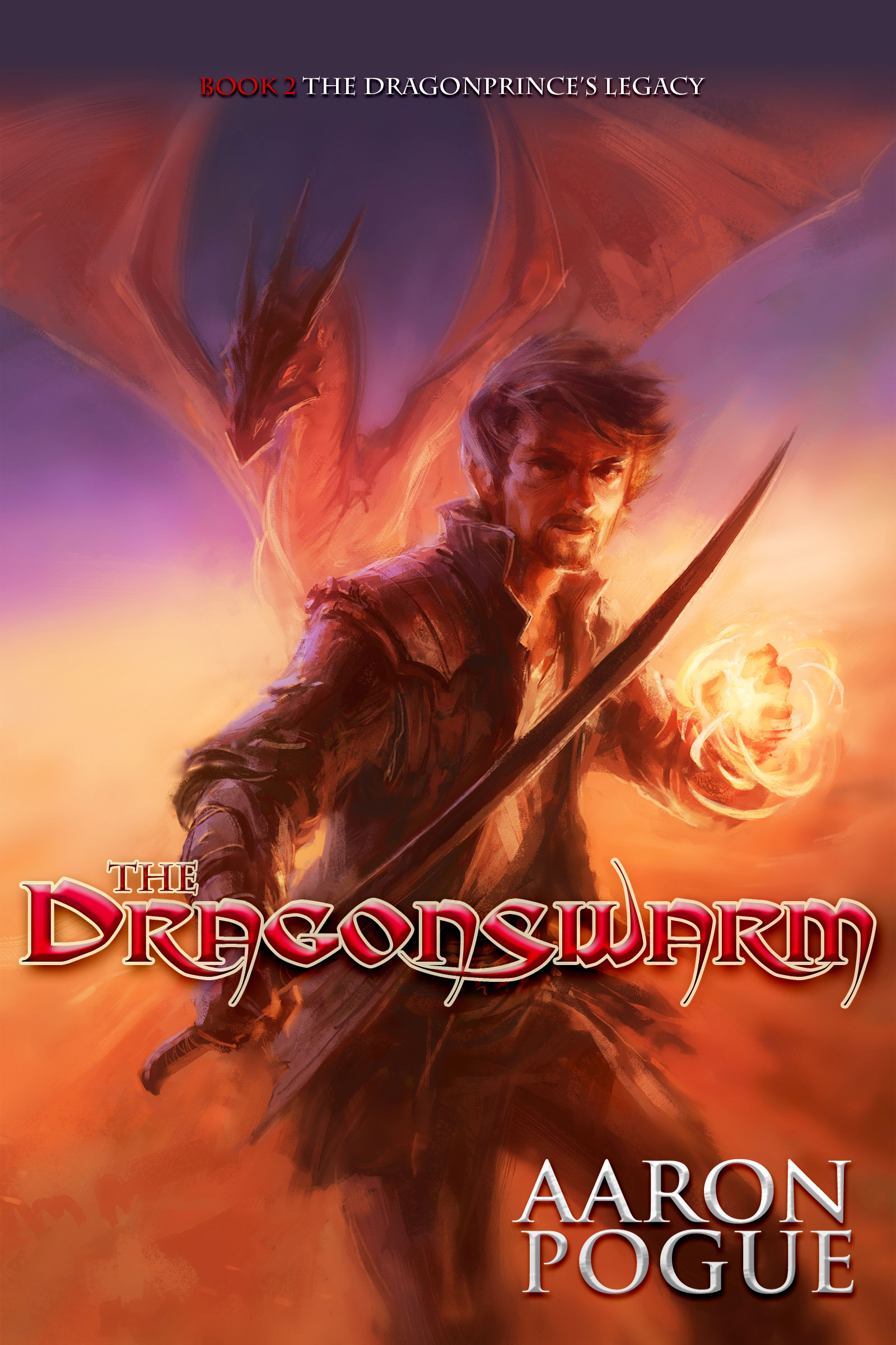 The Dragonswarm at Consortium Books